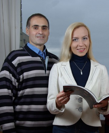 Кира & Рубен Канаян, авторы книг «Торговая недвижимость: вызовы времени и перспективы», «Проектирование магазинов и торговых центров», «Мерчандайзинг»