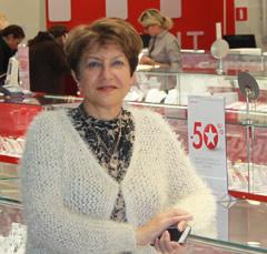 Разаренова Ольга Африкановна, управляющая торгового центра «Кожевники», г.Москва